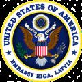 USA Embassy Riga