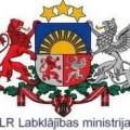 Labklājābas Ministrijas logo