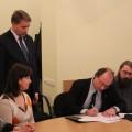 LM sadarbības līguma parakstīšanas pasākums 12.03. 2015